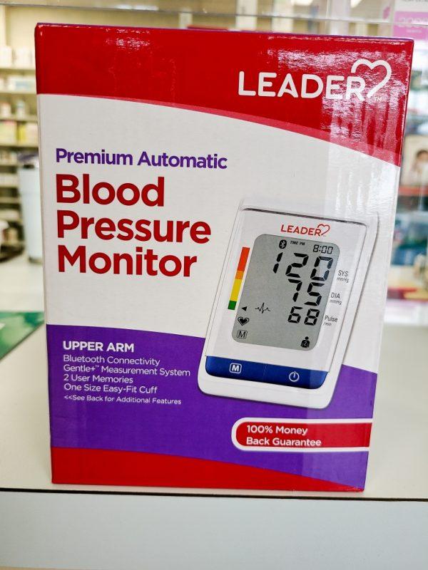Blood Pressure Monitor Automatic Arm 2 User x 60 Memory Extra Large Cuff Zewa $59.99