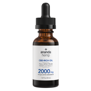 CBD OIL 2000MG ( 40MG/1ML)