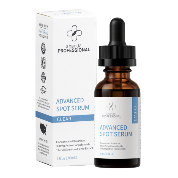 Clear- Advanced spot serum