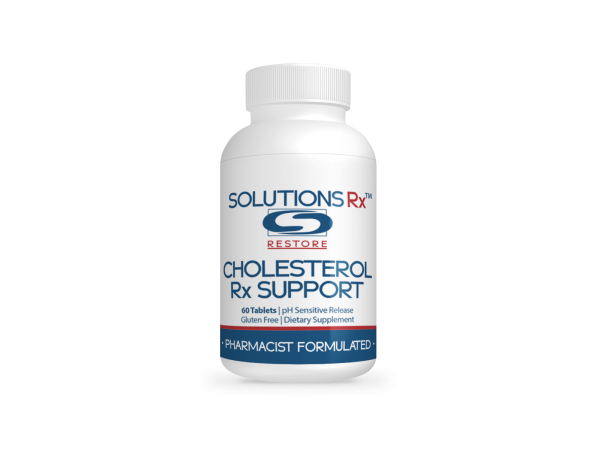 Cholesterol RX Support Solutions