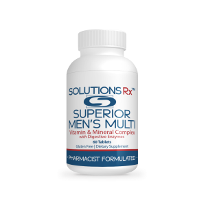 Superior Mens Multivitamin